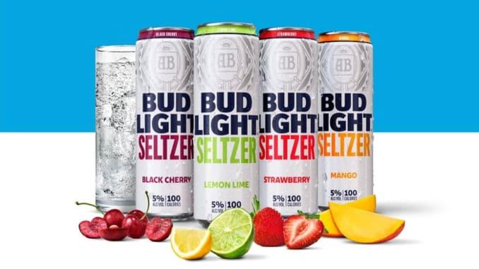 Anheuser-Busch invests $100 million in hard seltzer