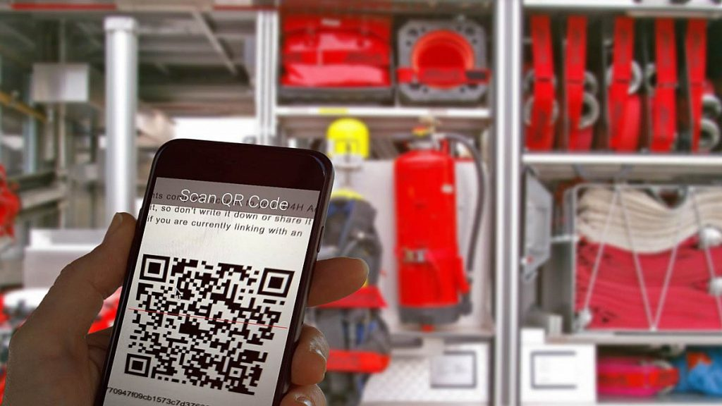 Benefits of Fire Extinguisher Barcode Inspection Software
