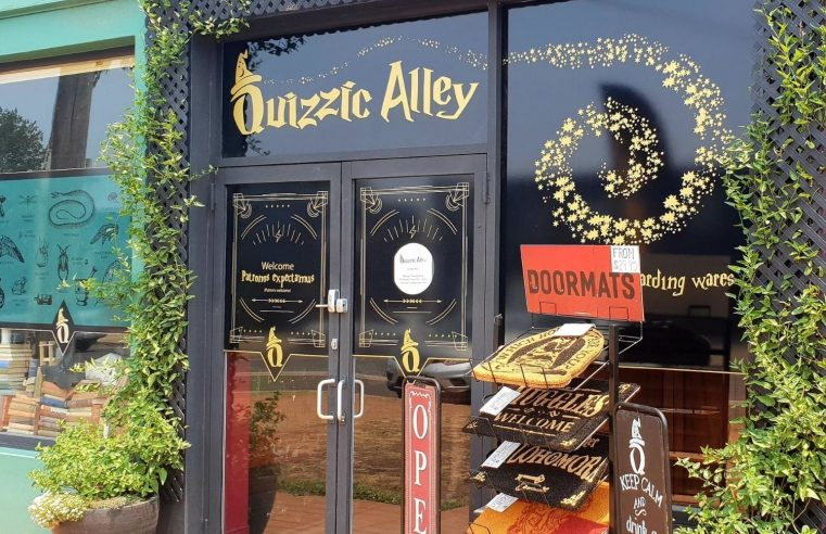 Quizzic Alley - Australia's Most Magical Shop!