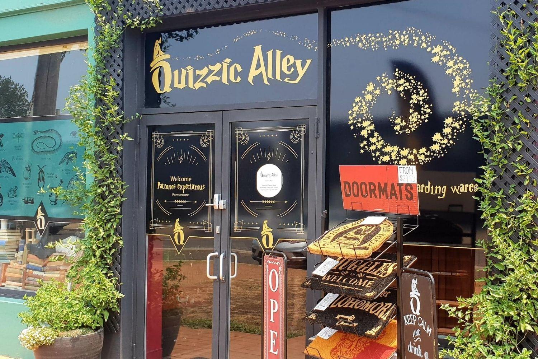 Quizzic Alley – Australia's Most Magical Shop!